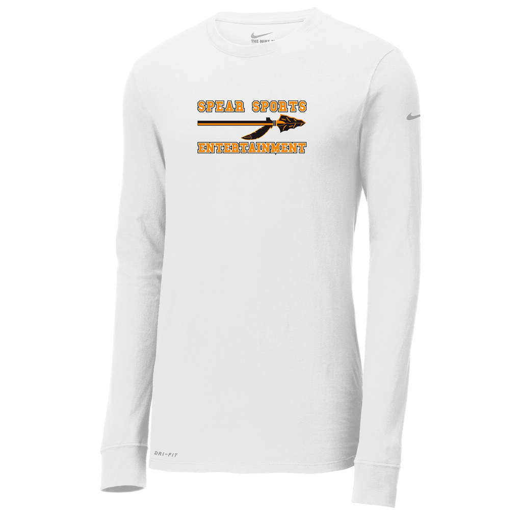 Spear Sports Nike Dri-FIT Long Sleeve Tee