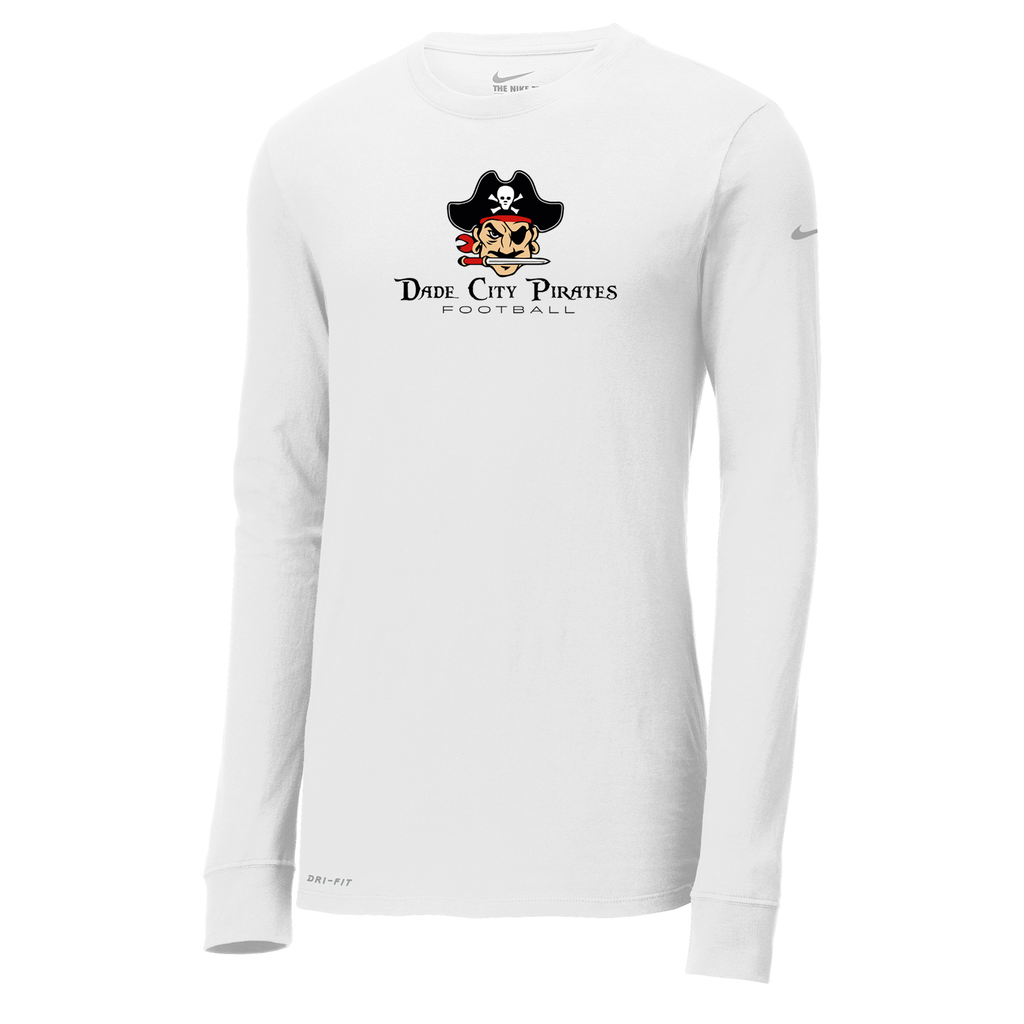 Dade City Pirates Nike Dri-FIT Long Sleeve Tee