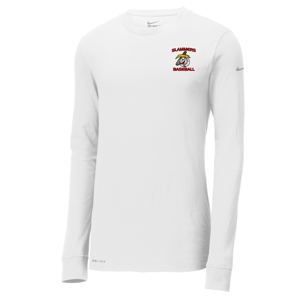 Carolina Slammers Nike Dri-FIT Long Sleeve Tee