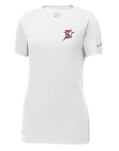 Eastvale Girl's Softball Nike Ladies Dri-FIT Tee