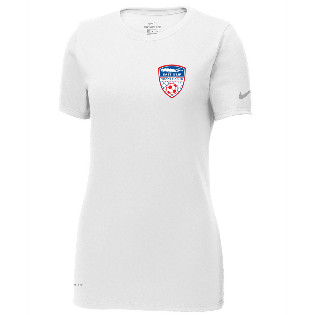 East Islip Soccer Club  Nike Ladies Dri-FIT Tee