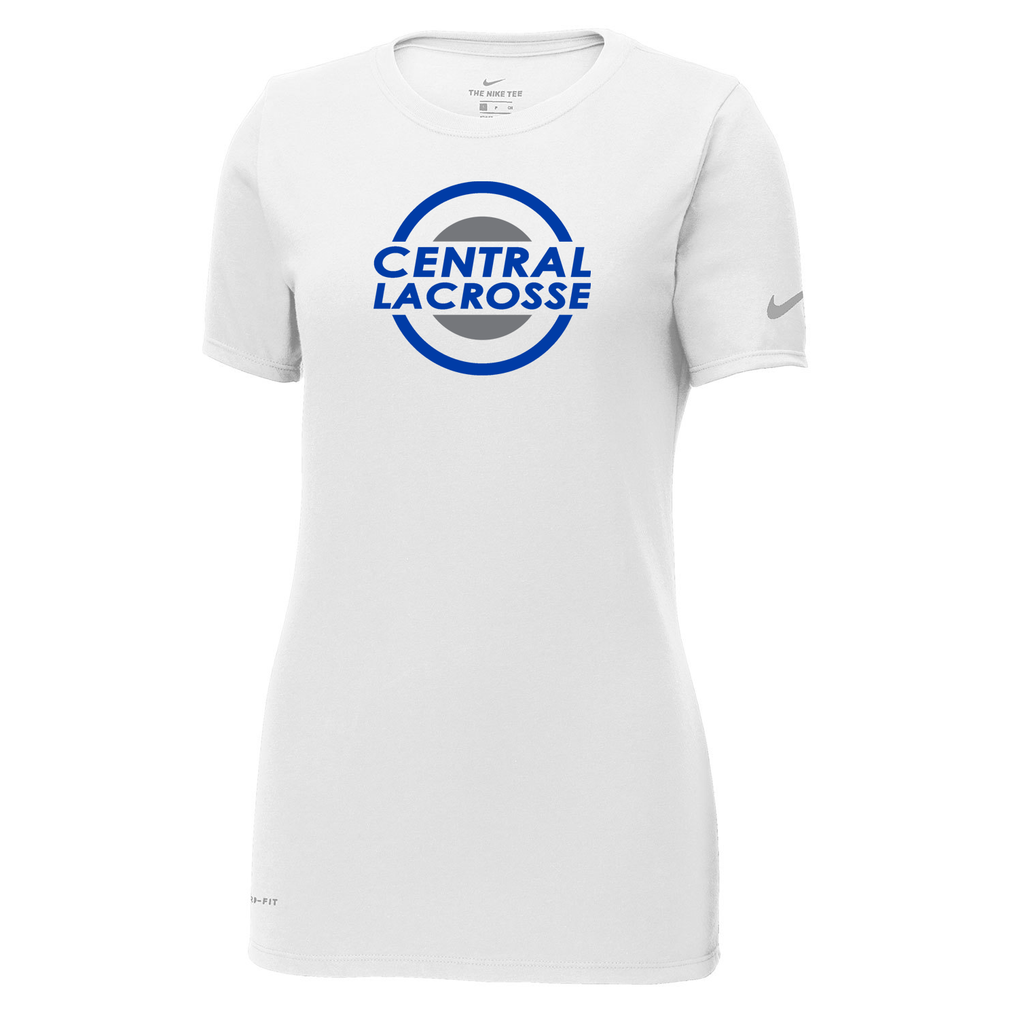 Central Girls Lacrosse Nike Dri-FIT Tee
