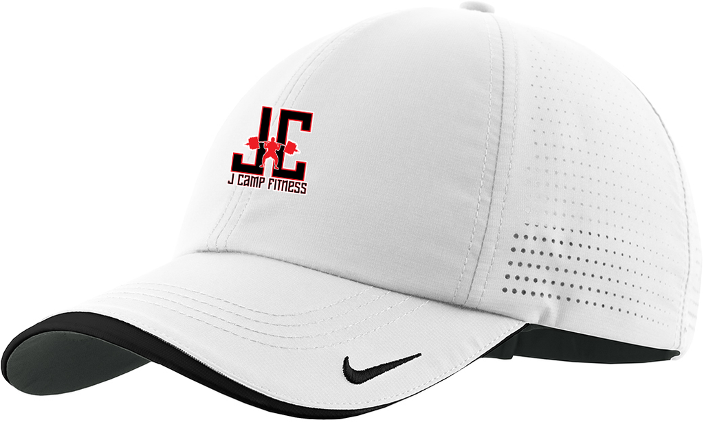 new product e6b93 62159 J Camp Fitness Nike Swoosh Cap