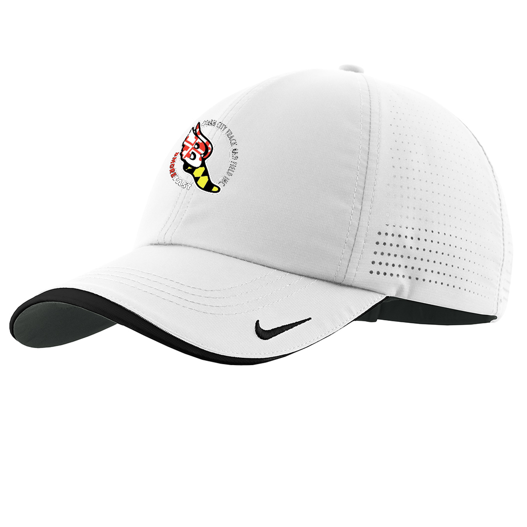 Baltimore City T&F  Nike Swoosh Cap