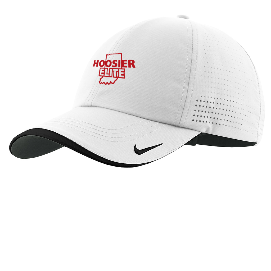 Hoosier Elite Basketball  Nike Swoosh Cap
