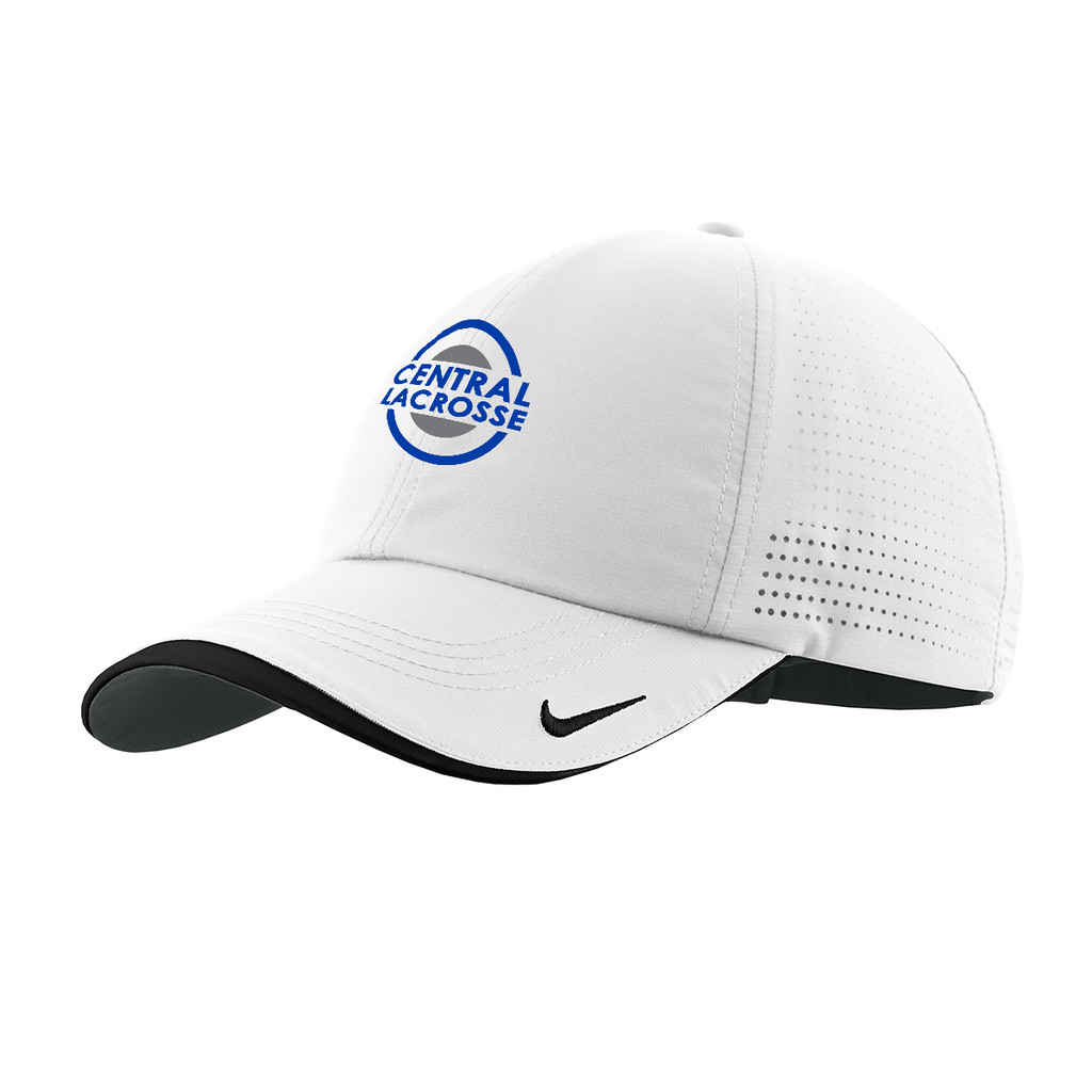 Central Girls Lacrosse Nike Swoosh Cap