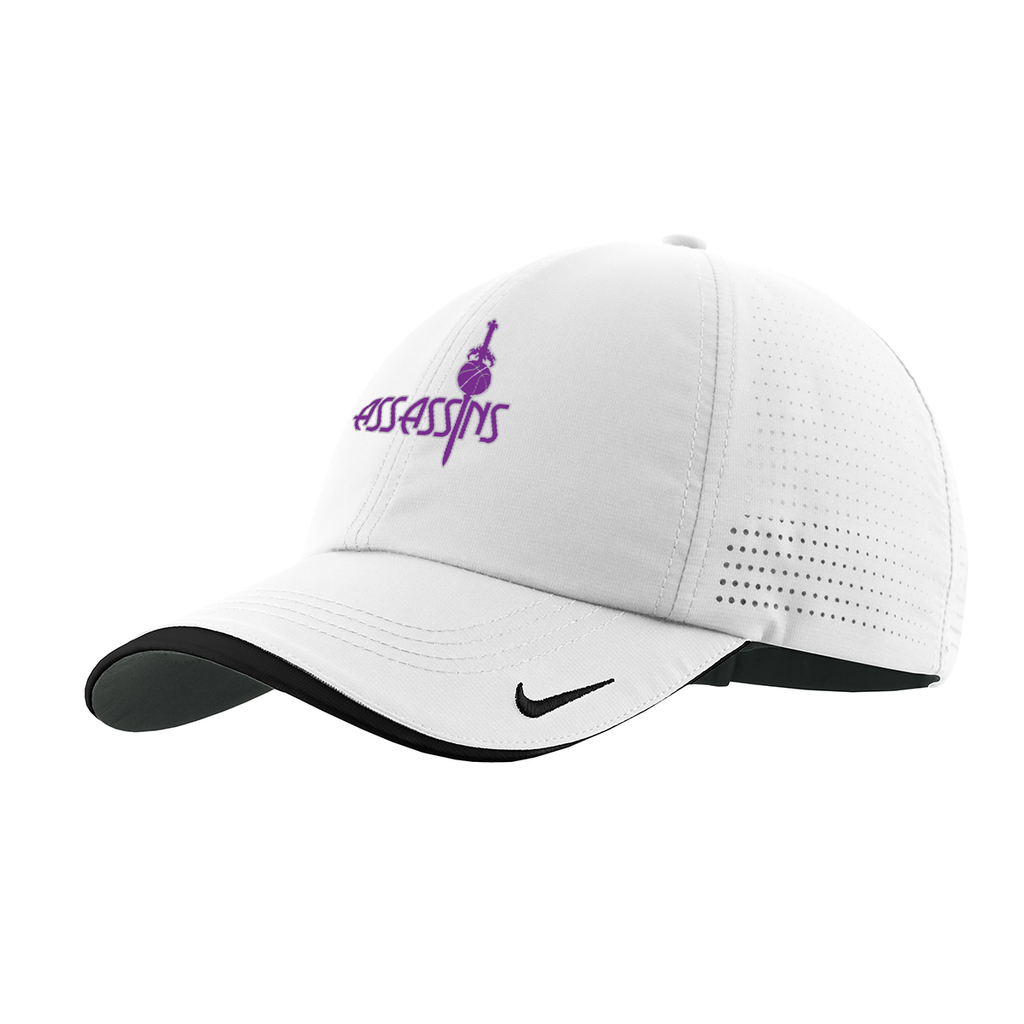 Assassins Basketball Nike Swoosh Cap