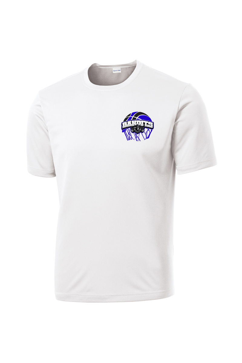 Capital City Bandits Basketball Performance T-Shirt