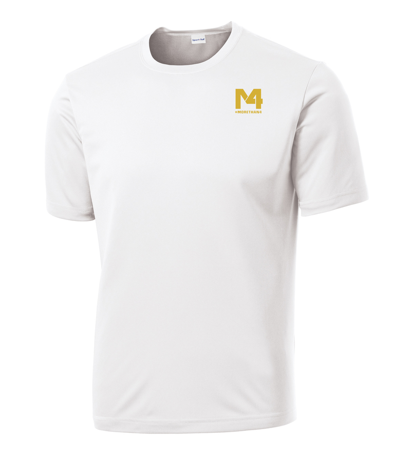 #MORETHAN4 Performance T-Shirt