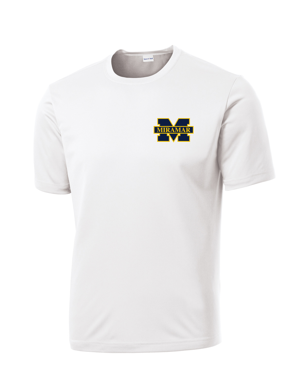 Miramar Wolverines Football Performance T-Shirt