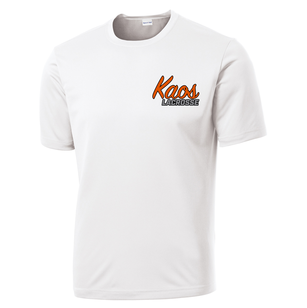 Shore Kaos White Performance T-Shirt