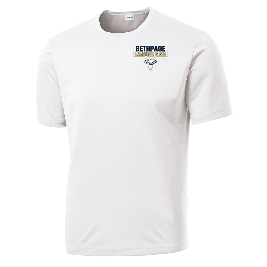 Bethpage HS Lacrosse Performance T-Shirt