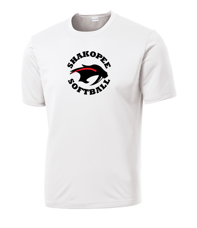 Shakopee Softball Performance T-Shirt