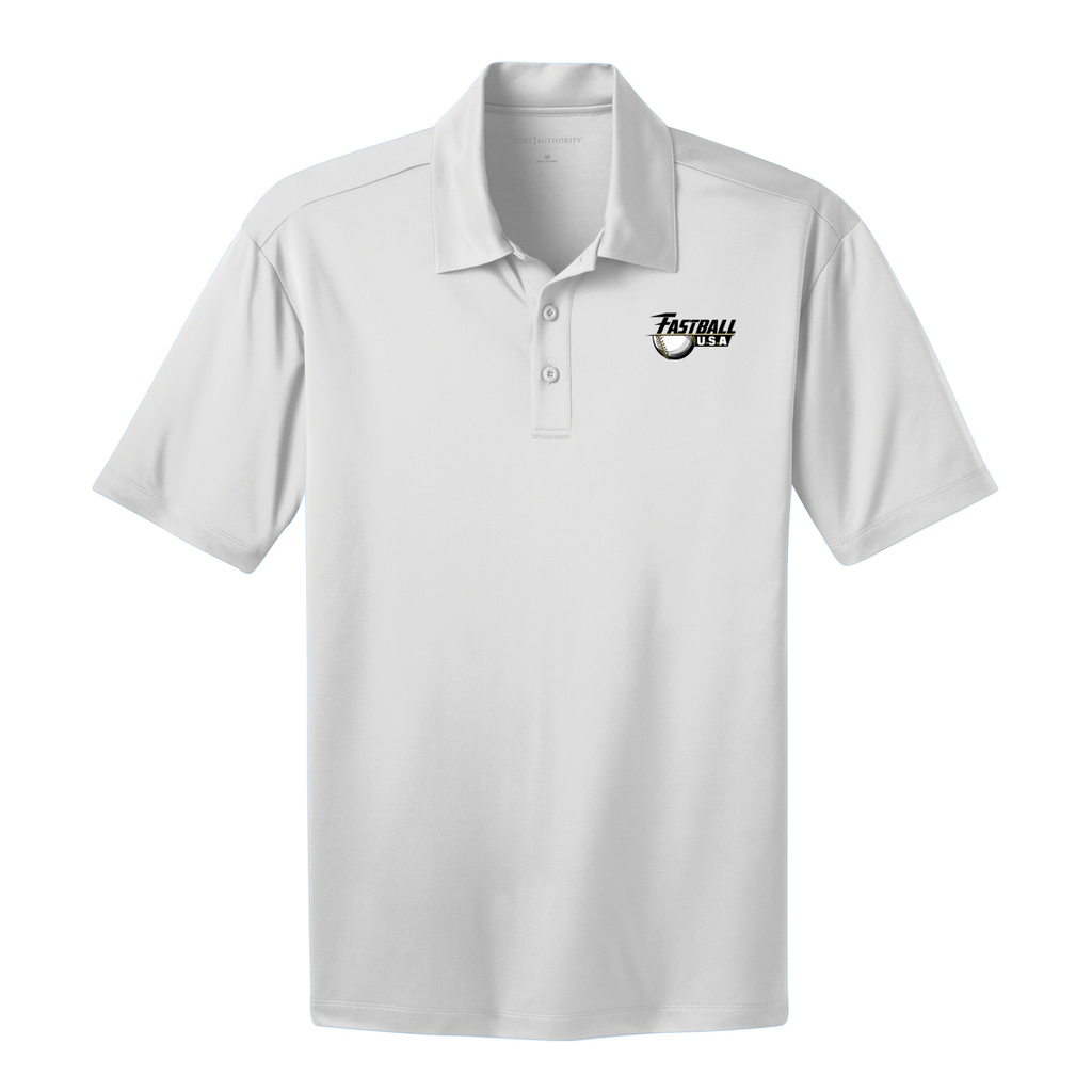 Team Fastball Baseball Polo