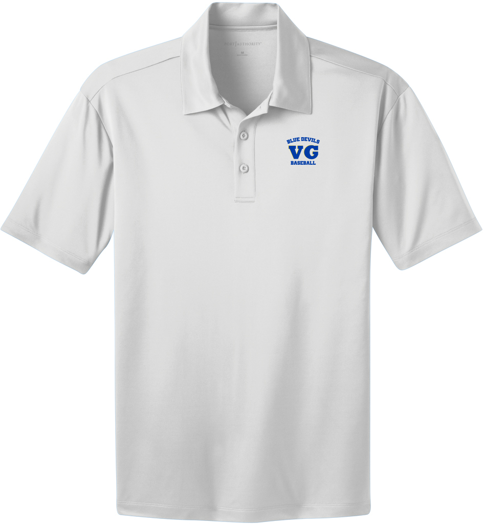 Blue Devils Baseball Polo