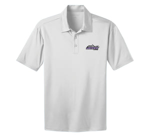 Miami Lightning White Polo