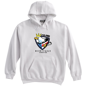 Poland Heritage Team White Sweatshirt