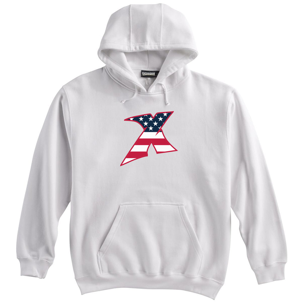 MDX White Sweatshirt