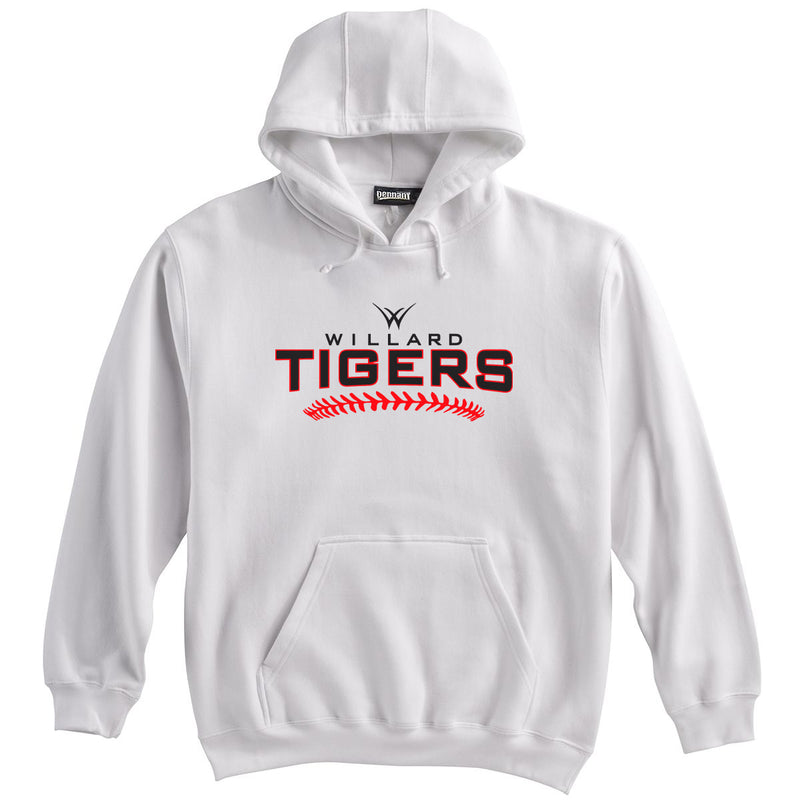 Willard Tigers Baseball Sweatshirt