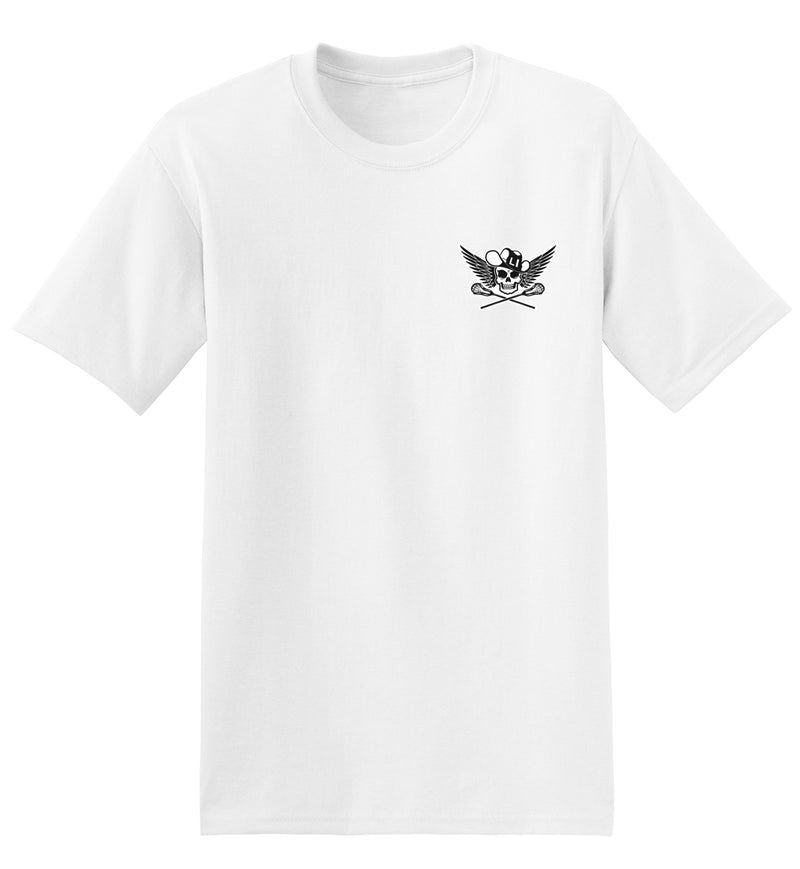 Outlaws White T-Shirt