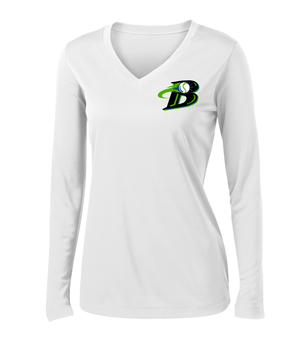 Michigan Blast Elite Baseball Women's Long Sleeve Performance Shirt
