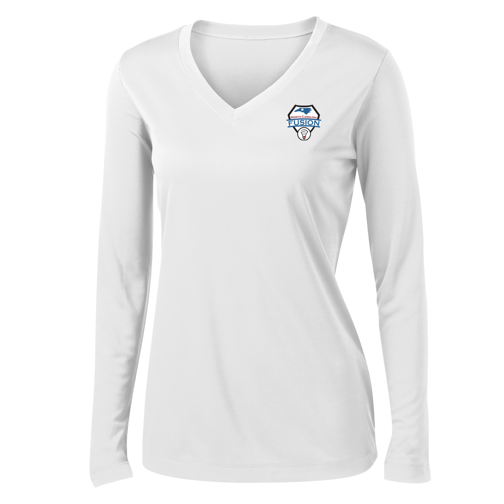 Fusion Lacrosse Women's Long Sleeve Performance Shirt