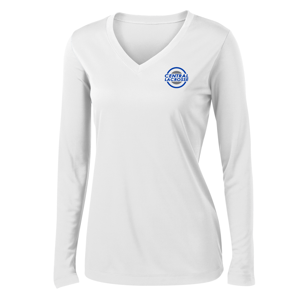 Central Girls Lacrosse Women's Long Sleeve Performance Shirt