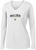 Malden Lacrosse Women's Long Sleeve Performance Shirt