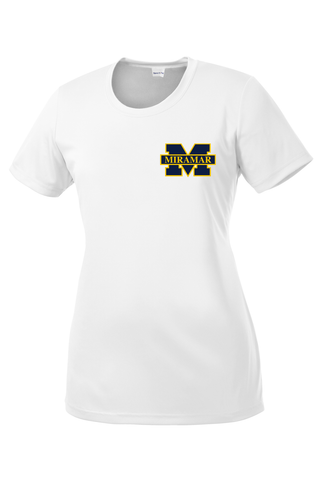 Miramar Wolverines Football Women's Performance Tee