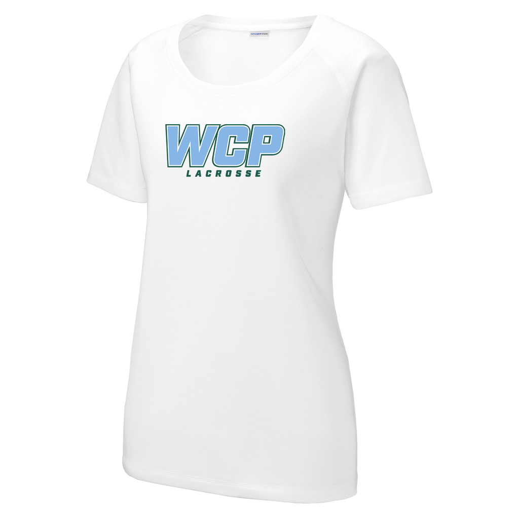 WCP Girls Lacrosse Women's Raglan CottonTouch