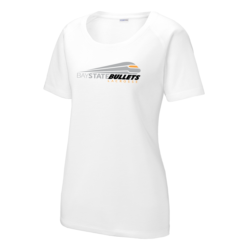 Bay State Bullets Women's Raglan CottonTouch