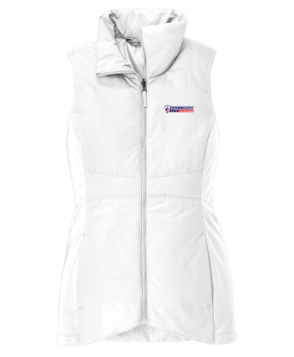 Freedom Lacrosse Women's White Vest