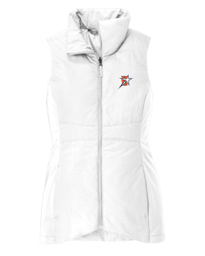 Eastvale Girl's Softball Women's Vest