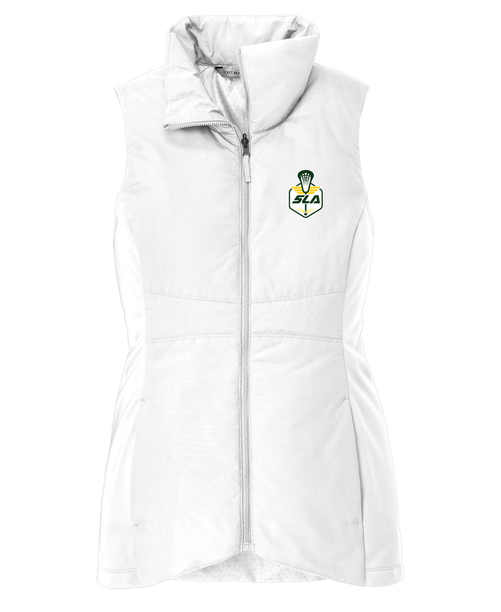 Sycamore Lacrosse Association Women's White Vest