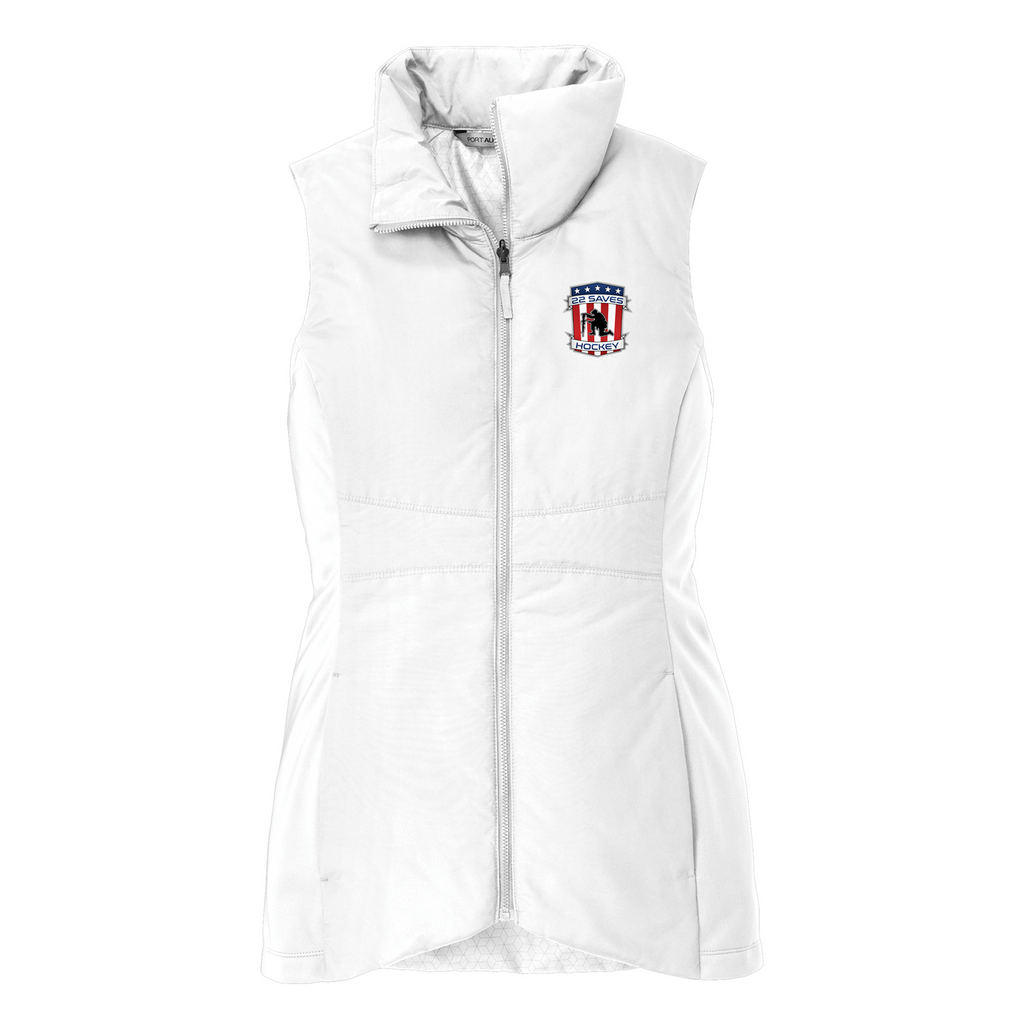 22 Saves Hockey Women's Vest