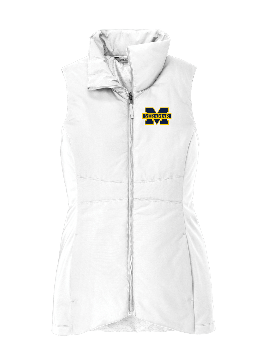 Miramar Wolverines Football Women's Vest