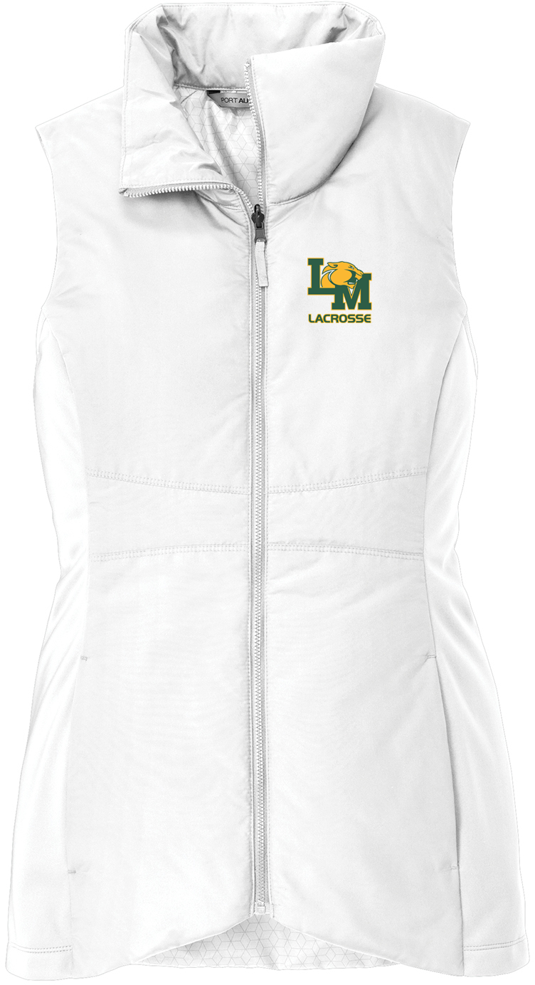 Little Miami Lacrosse Women's White Vest