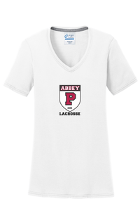 Portsmouth Lacrosse Women's White T-Shirt