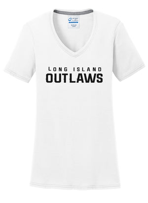 Outlaws White Women's T-Shirt