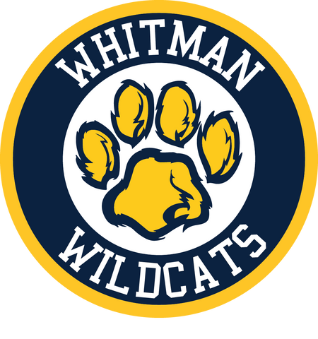 Whitman Wildcats Car Decal