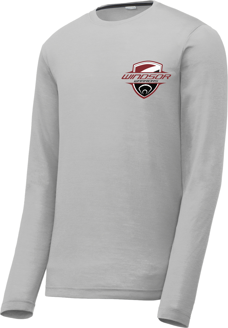 Windsor Long Sleeve CottonTouch Performance Shirt