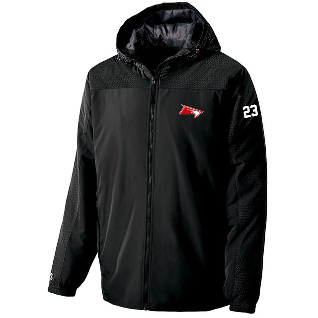 Connetquot Lacrosse Bionic Hooded Jacket