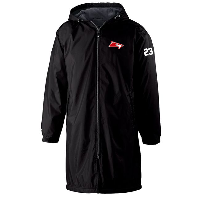 Connetquot Lacrosse Conquest Jacket