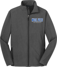 West Houston Wolves Soft Shell Jacket