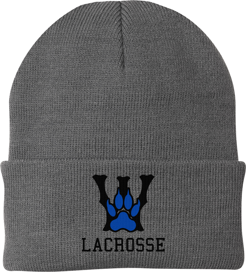 West Houston Wolves Beanie