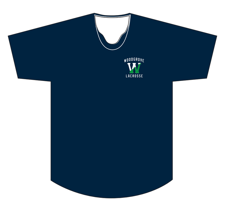 Woodgrove Lacrosse Performance T-Shirt