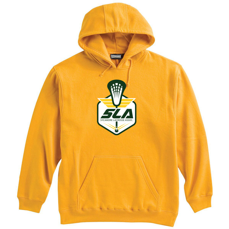 Sycamore Lacrosse Association Gold Sweatshirt