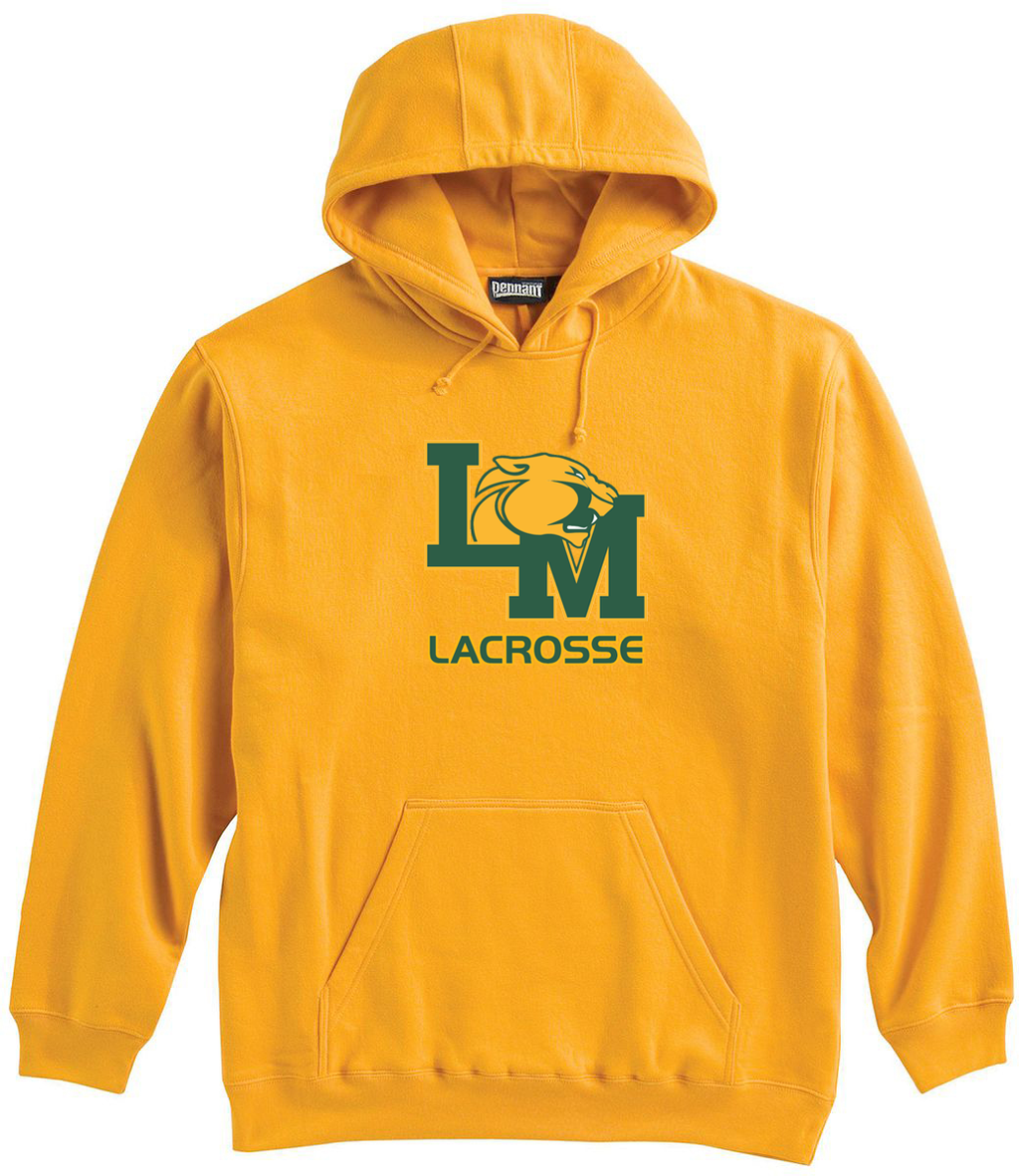 Little Miami Lacrosse Gold Sweatshirt