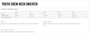 Northstar Performance Training Ash Crew Neck Sweater