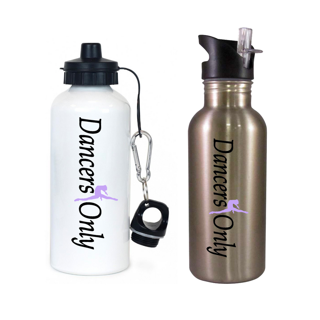 Dancers Only Team Water Bottle